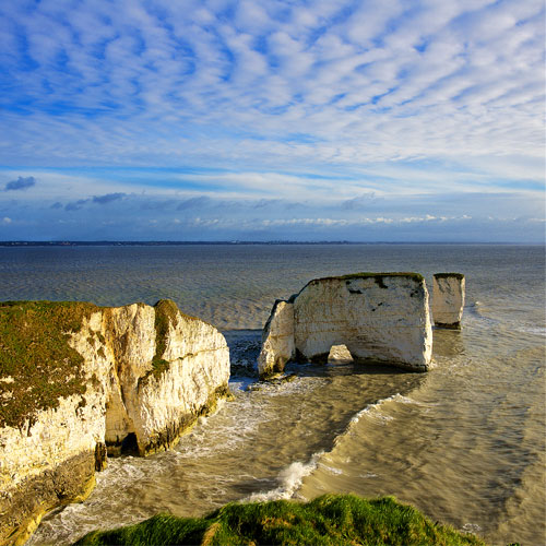 Old Harry Rocks, Studland, Isle of Purbeck (EDC-242)
