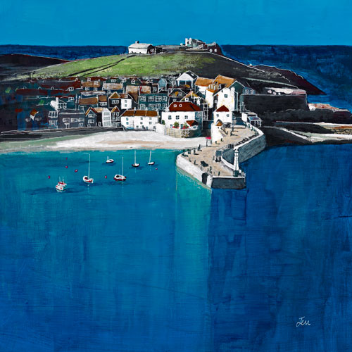 A Sunny Day in St Ives (JU-001)